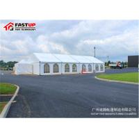 Celebration Event 200 Person Tent , 10 By 20 Heavy Duty Party Tent Anti UV