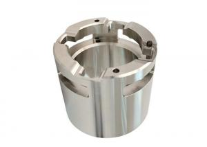 China Steel GCr15 CNC Turning High Precision Machined Components Five Axis Use on sale