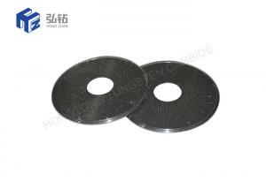 China Custom Tungsten Carbide Products , Carbide Pcb Lead Wire Cutter Blade Knife on sale