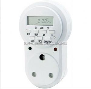 China South African Timer plug timer switch Digital Timer on sale