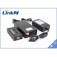 Police use COFDM Transmitter , long range wireless video transmitter receiver
