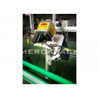 Laser Marking Machine / Laser Code Printer on Beverage Bottle / Date Coding Machine