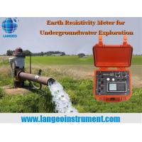 LANGEO WDDS-3 Geophysical Earth D.C Resistivity Meter