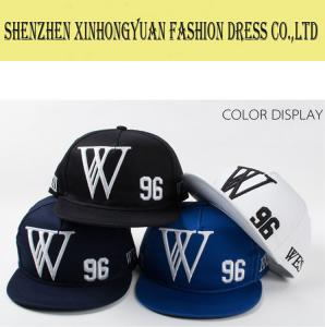 China Unisex 6 Panel Military Hats And Caps , Embroidery Plain Snapback Hats on sale