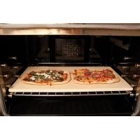 China Heat Resistance Baking Refractory Pizza Stone No Odor For Home Oven FDA Certification on sale