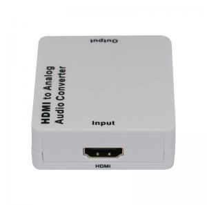 China HDMI to Analog Audio Converter on sale