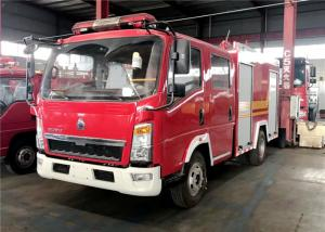 China SINOTRUCK Water Foam Fire Fighting Truck, HOWO 4x2 Rescue Vehicles Fire Fighting Truck on sale