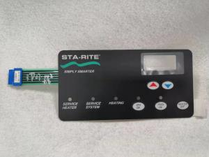 China Customized 3M468 / 3M467 Membrane Switches Keypad , Membrane Switch And Panel on sale