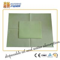 Reusable Household Kitchen Cleaning Cloths Oil Absorbent / Water Absorbent