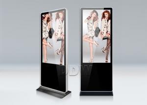 "China 47"" High Brightness Monitor LCD Digital Signage Display Screens USB CF SD Slots on sale"