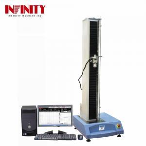 China máquina de prueba extensible de la fuerza del tirón de la primavera del laboratorio 5KN para la máquina de prueba de la fuerza de la tela on sale