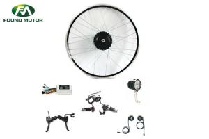 China 48V 350W Electric Bike Front/Rear Motor Wheel Conversion Kit Electric Bicycle kit on sale