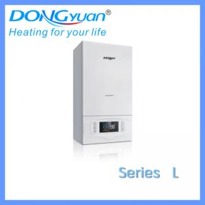 China Best instant wall hung gas boiler for room heating and shower hot water from Dongyuan gas appliances company on sale