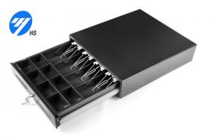 China 4B / 8C POS Cash Drawer , Heavy Duty Lockable Cash Box With Slot 6.5 Kgs 360A on sale