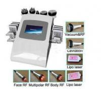 Sliming beauty machine body shaping weight loss cavitation lipo laser+rf fat freezing liposuction slimiing machine