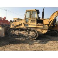 China CAT 973 Used Crawler Loader CAT 3306 Engine 210hp 2.8cbm Bucket Capacity on sale