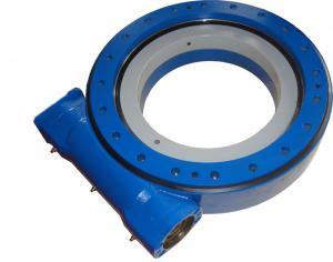 China Small Worm Gear Solar Tracker Slew Drive / 9 Worm Gear Drive , Hydraulic on sale