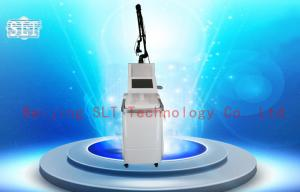 China Fractional Co2 Laser Machine For Skin Resurfacing / Freckle Reduction / Removing Scars on sale