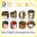 専門の工場製造のグラファイトのoilless軸受け、明白な軸受け、銅の薮