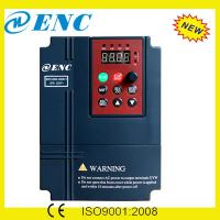 CE and ISO approve 0.2kw to 220kw single and three phase input frequency inverter ac drive vfd vsd made in China