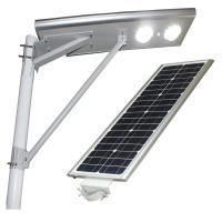 China Solar Street Light all-in-one integrated solar LED street light mamufacturer