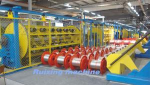 China 630/12+18+24 Frame Stranding machine for copper strand, aluminum strand, ACSR strand on sale