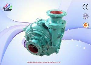 China 5 Vanes Of Impeller 150ZJ Centrifugal Filter Press Pump For Coal Washing Industry on sale