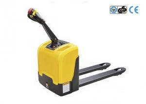 China Reddot AC Function 1800kg Electric Pallet Truck With Curtis Controller on sale