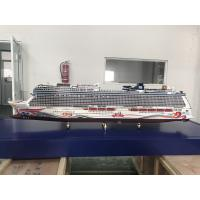 High Precision Norwegian Joy Model Breakaway Plus - Class Ship , Offset Printing