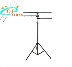China Celebration 5.5M Truss DJ Line Array Speaker Crank Stand on sale