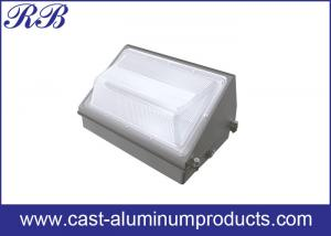China Outdoor Lighting Wall Pack Housing Aluminum Alloy Material Waterproof on sale