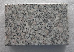 China G623 Grey Granite Bathroom Wall Tiles With Back Plating , 18 Inch Granite Tile on sale