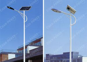 China Long Life Design Small Solar Powered Led Lights , 45w Solar Panel Outdoor Lights on sale