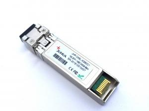 China CWDM SFP 10 Gigabit Ethernet Coarse Wavelength - Division Multiplexing Small Form-Factor Pluggable Plus on sale