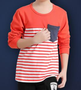 China Одежды носки детей футболки поло хлопка футболки нашивки Хихт цена качественной дешевая on sale