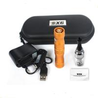 Wholesale New Product Colored Kit 1300mAh X6 Ecigarette