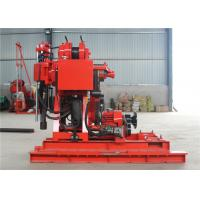 XY-1 Core Drill Rig Easy Operate With Hydraulic Automatic Feeding Device