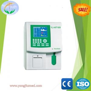 China Factory Price Fully Automated Blood Hematology Analyzer for Hospital on sale
