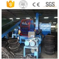China New design rubber tyre grinding mill machine manufacturer with CE on sale