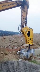 Hydraulic breaker for mini excavator hydraulic hammer rock