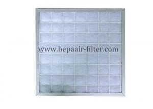 China Replacement Pre Filter Portable Air Conditioner Air Filter By Pleated Media on sale