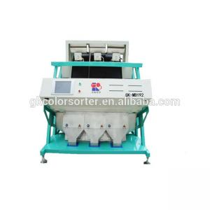 China Digitized photoelectric color sorter and Arachis hypogaea color selector/machine color sorting pead on sale