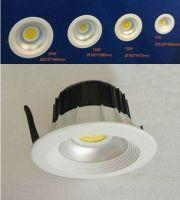 China Cob High Power Led Downlight on sale