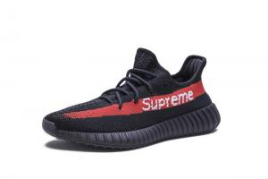 c07336cca954d ... Quality Supreme X Adidas Yeezy Boost 350 V2 Real Boost Shoe from China  ( unofficial for ...