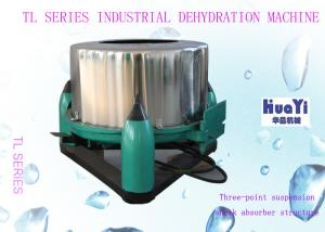 China Professional Laundry Industrial Extractor Machine 25kg To 100kg on sale