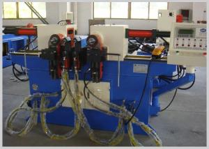 China SW38 Double Head Pipe Bending Machine Bend Radius 38 - 200mm Stable Performance on sale
