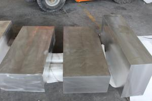 China Magnesium Tooling Plate Forged 140Mpa Tensile Strength 2 Elongation 63HBW Hardness on sale