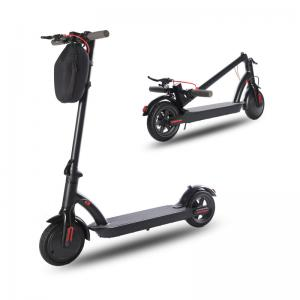 China Adult Powerful Electric Scooter Led Display , Off Road Electric Scooter 30km/h on sale