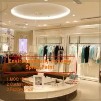 Customize retail garment store furniture of clothing  display furniture and clothing store