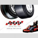 APEXIS Rental Kart Tire